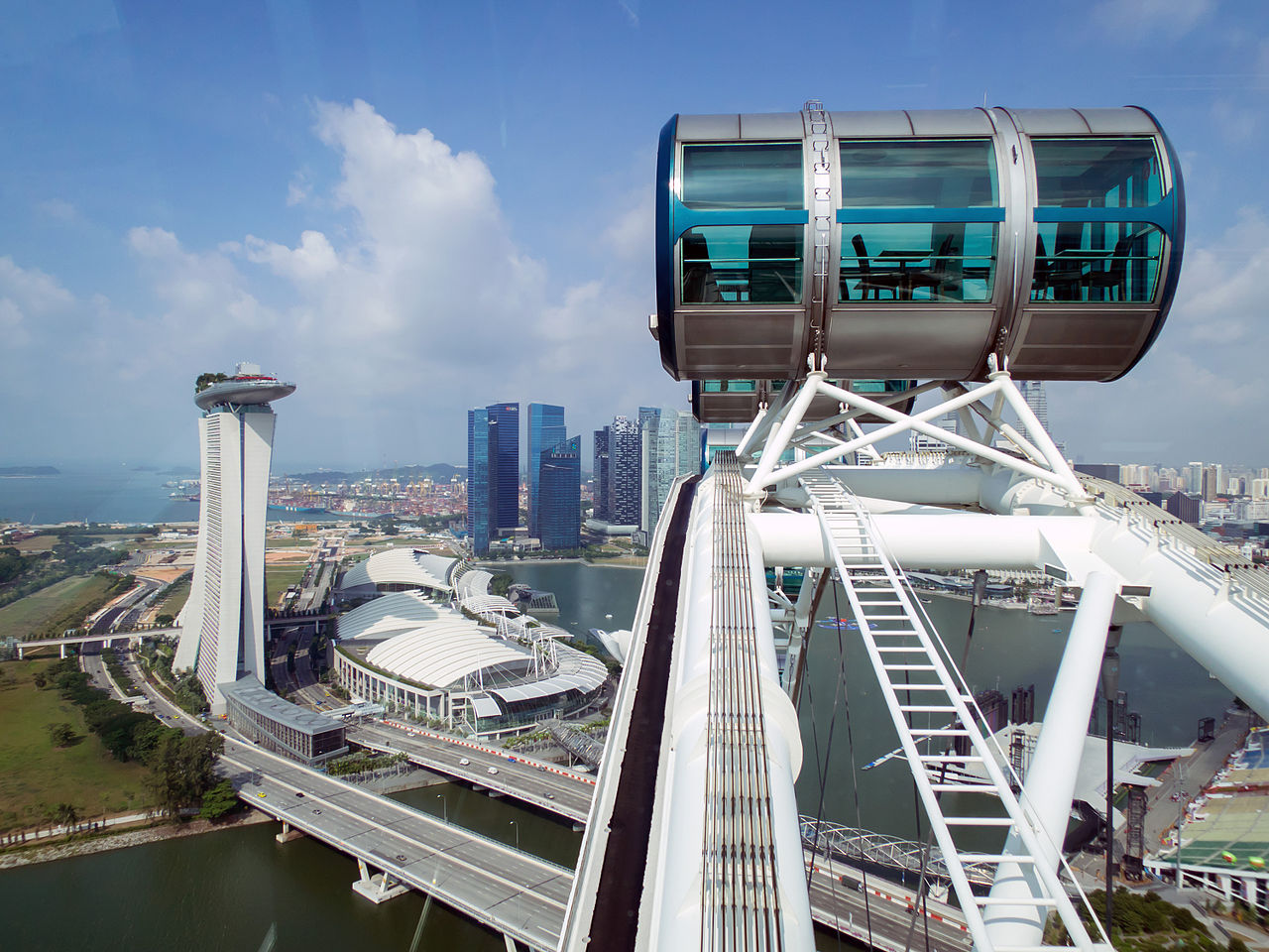 What to see in Singapore