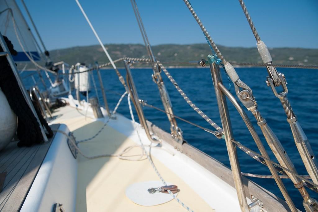 Details of a sailing boat   © PixaBay