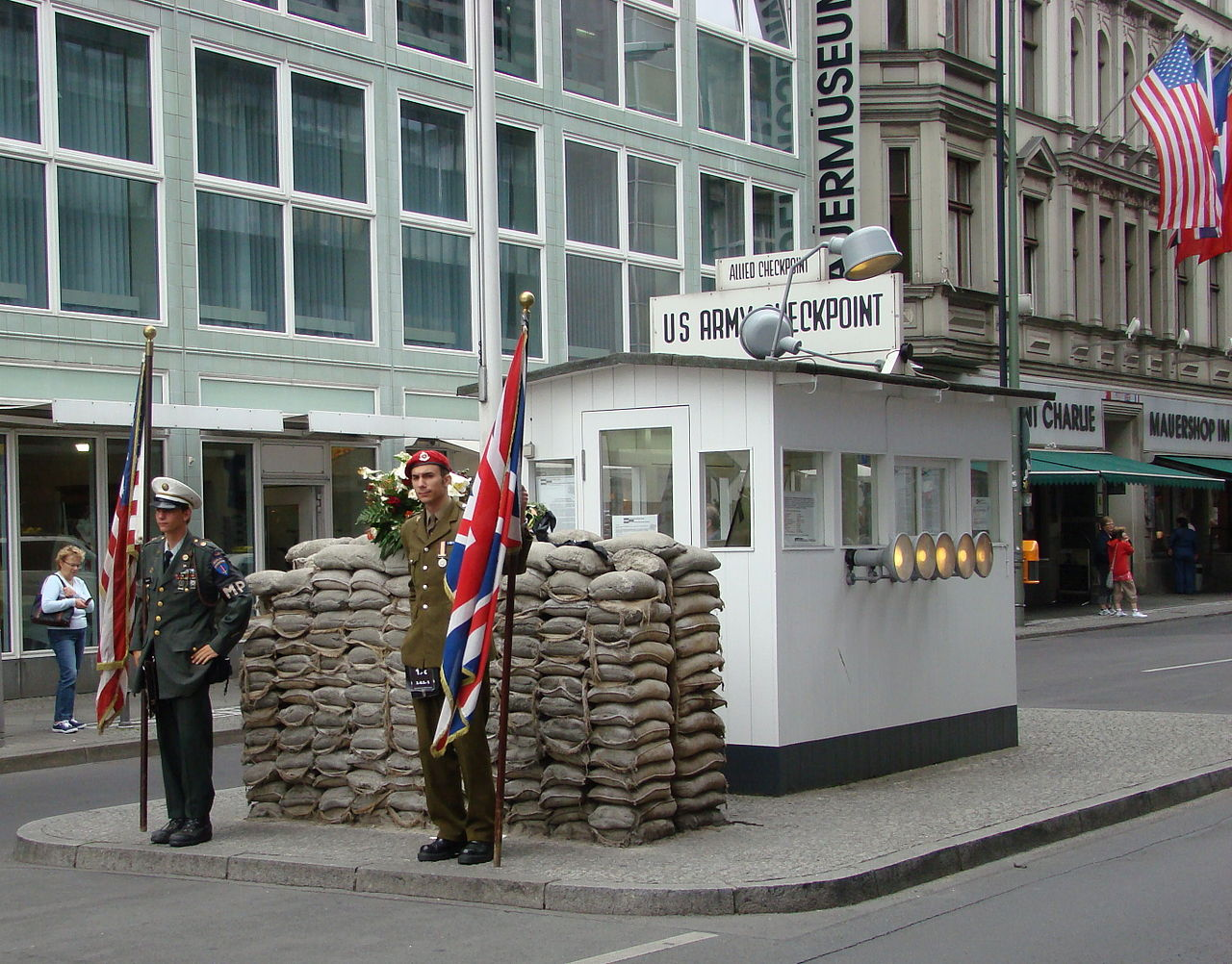 Image result for checkpoint charlie