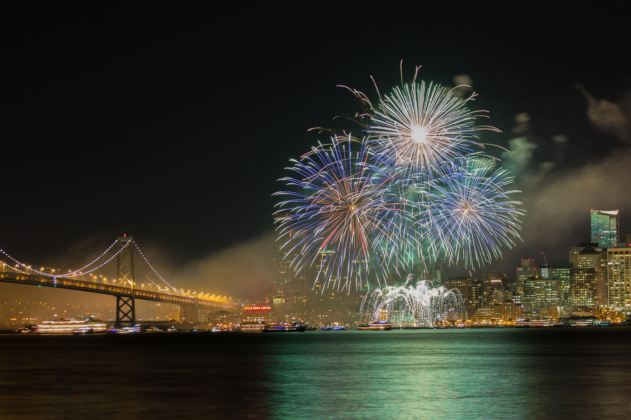 the best places to spend new years eve in the us