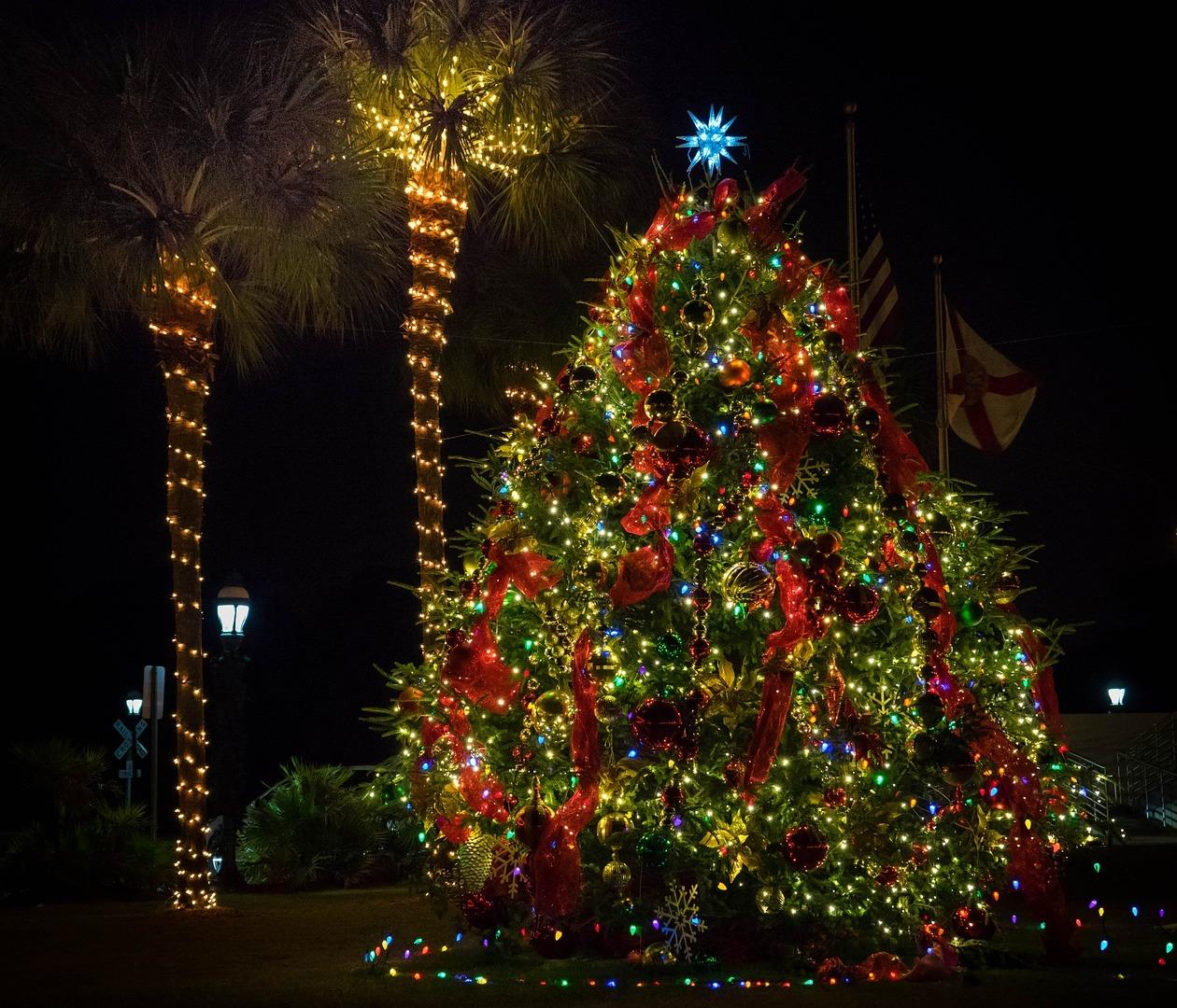 how to celebrate christmas in florida - Florida Christmas
