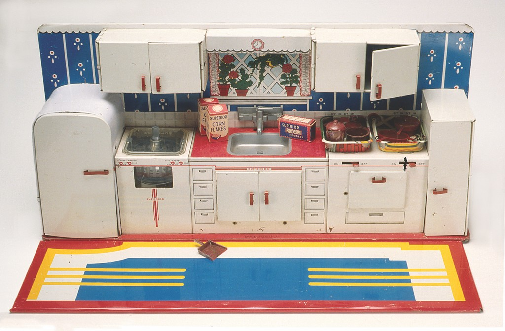 Superior Kitchen, T. Cohn Inc, New York City, 1950s. The Strong Museum of Play | Image courtesy of The Strong, Rochester, New York