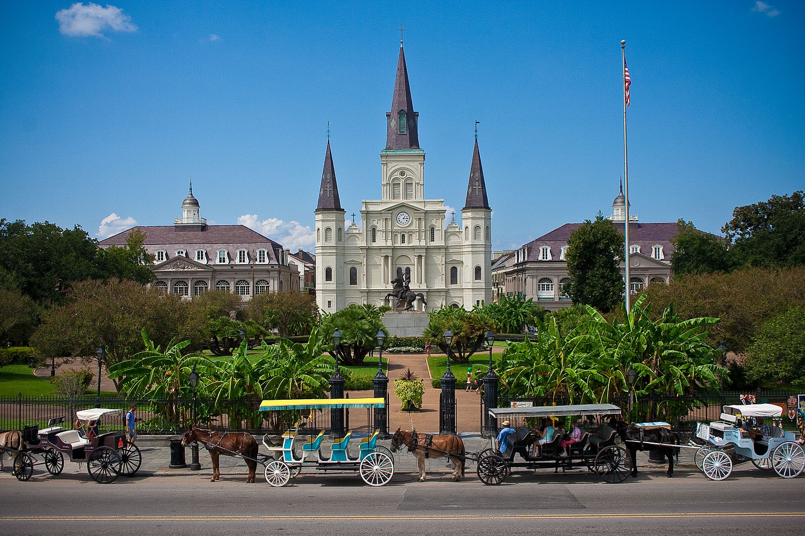 How To Celebrate Christmas In New Orleans