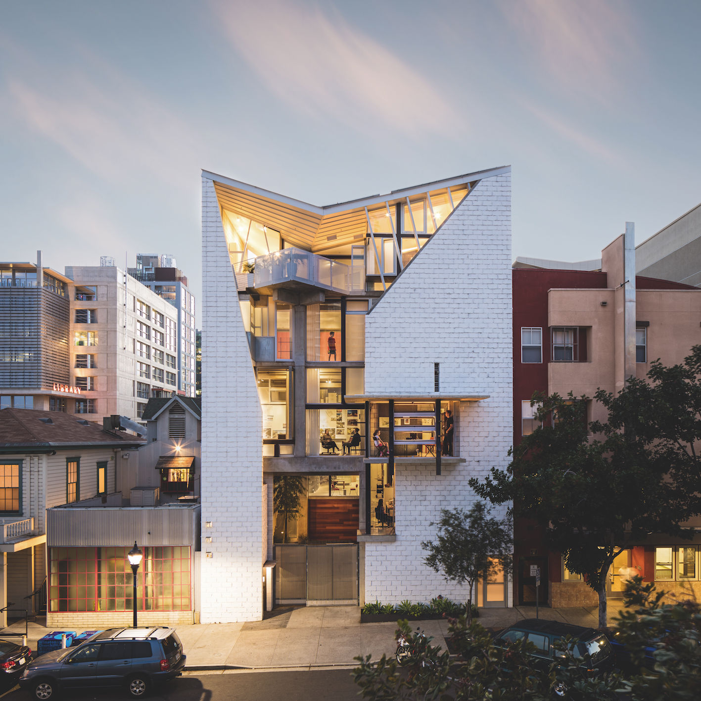 Apartment Block: These Cool Apartment Blocks Show How Great Design Can Help
