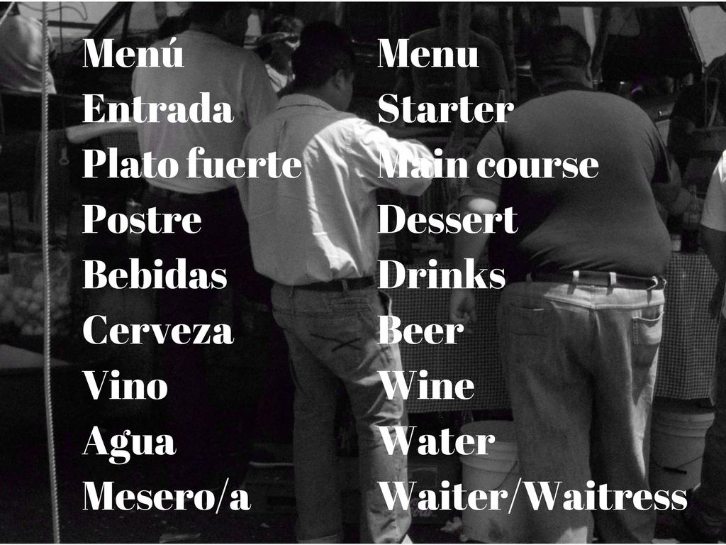 Crash Course: Basic Spanish Every Traveler in Mexico Needs