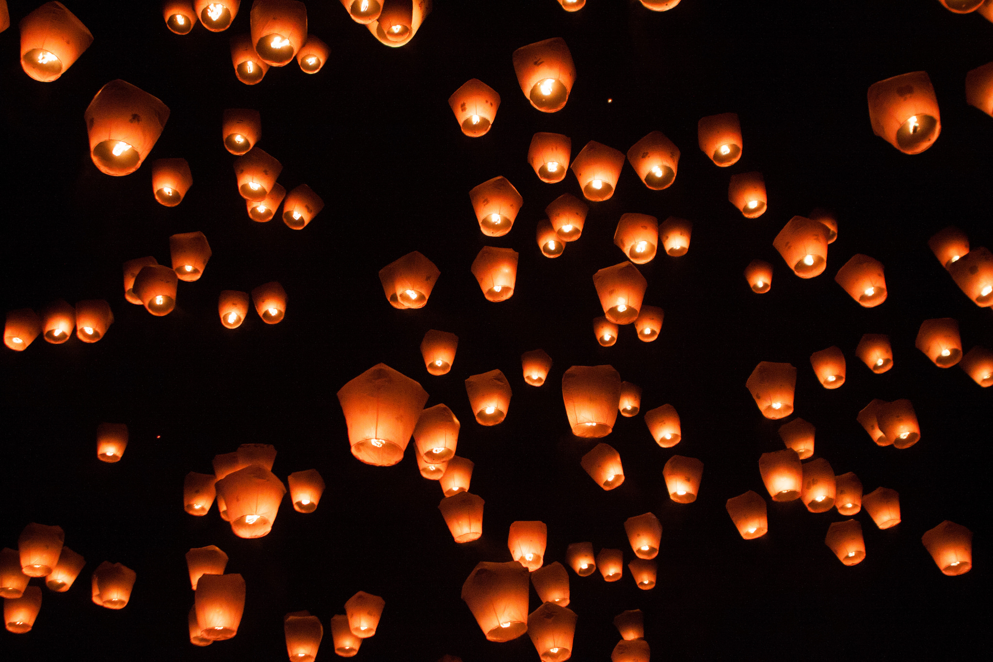 A Brief History Of The Taiwan Lantern Festival