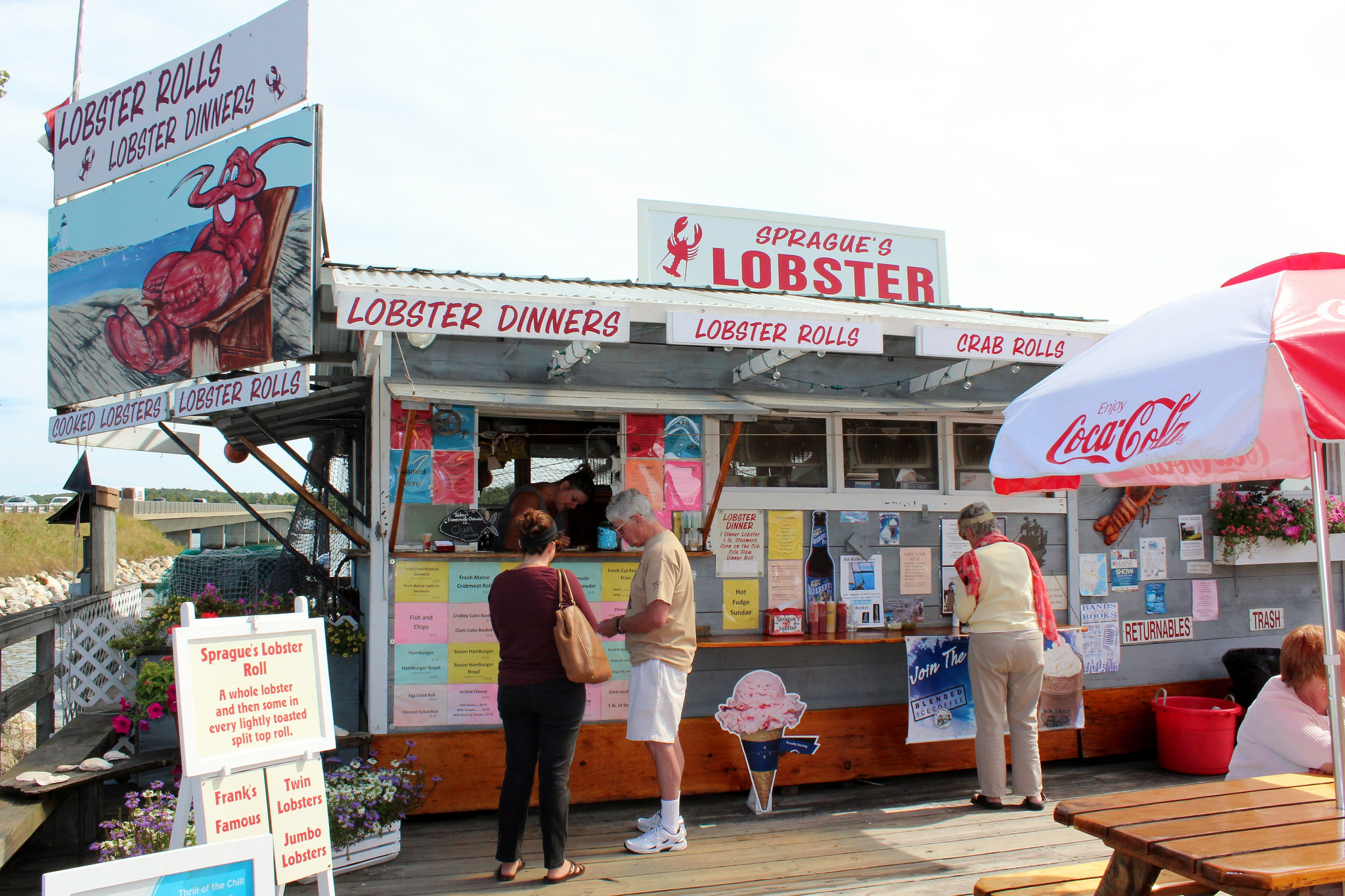 A Brief History of the Lobster Roll
