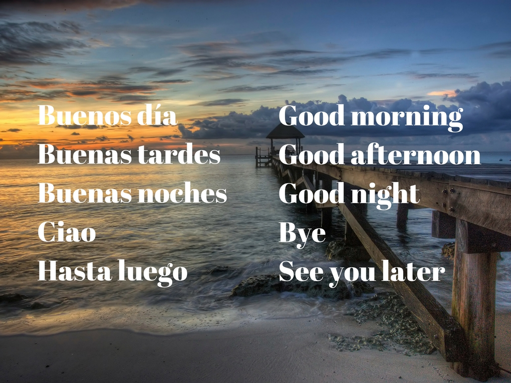 Crash Course Basic Spanish Every Traveler In Mexico Needs