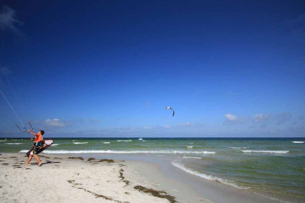 Kite Surfing at Hel | © Ministry of Foreign Affairs of the Republic of Poland / Flickr