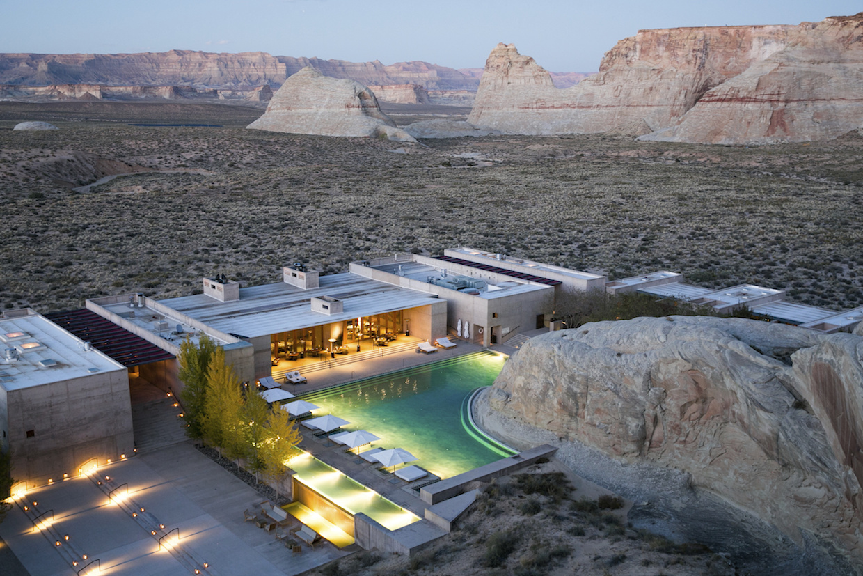 The Most Luxurious Nature Getaways In The US