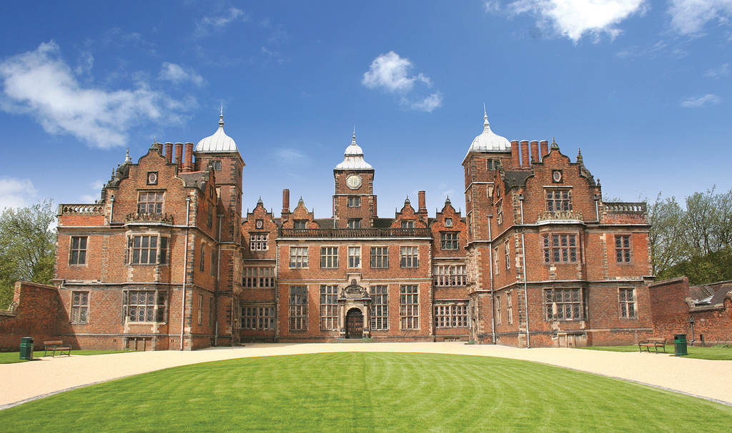 Aston Hall in Birmingham © Birmingham News Room Flickr