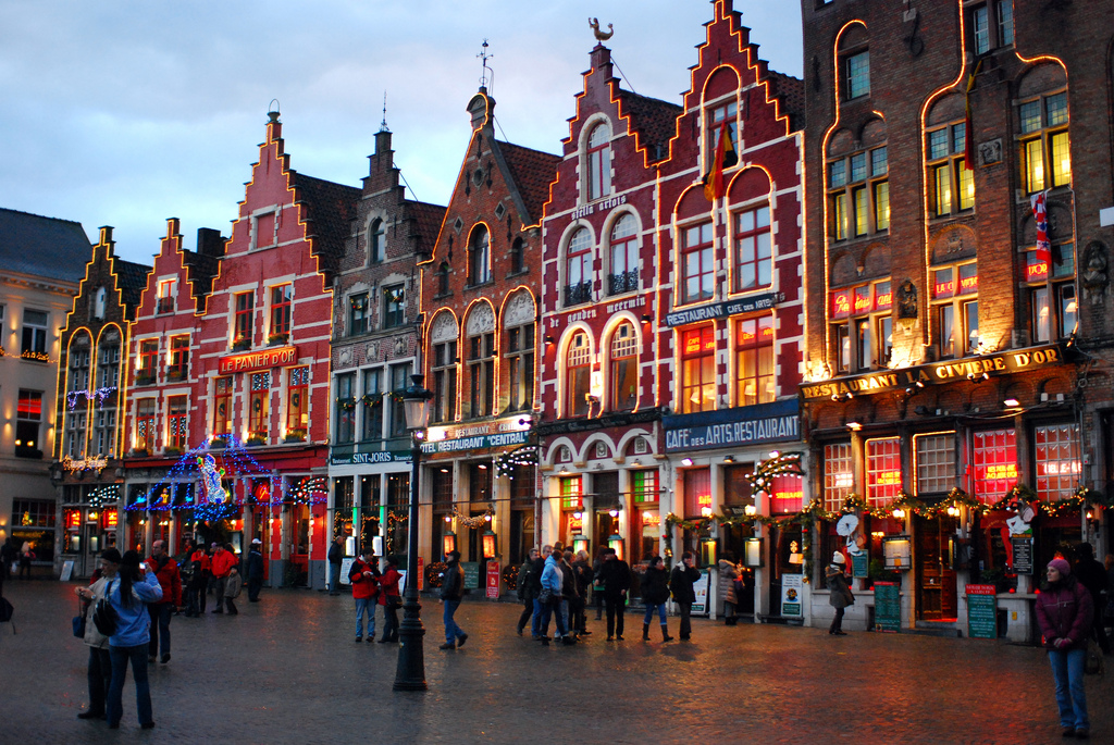 20 MustVisit Attractions in Bruges