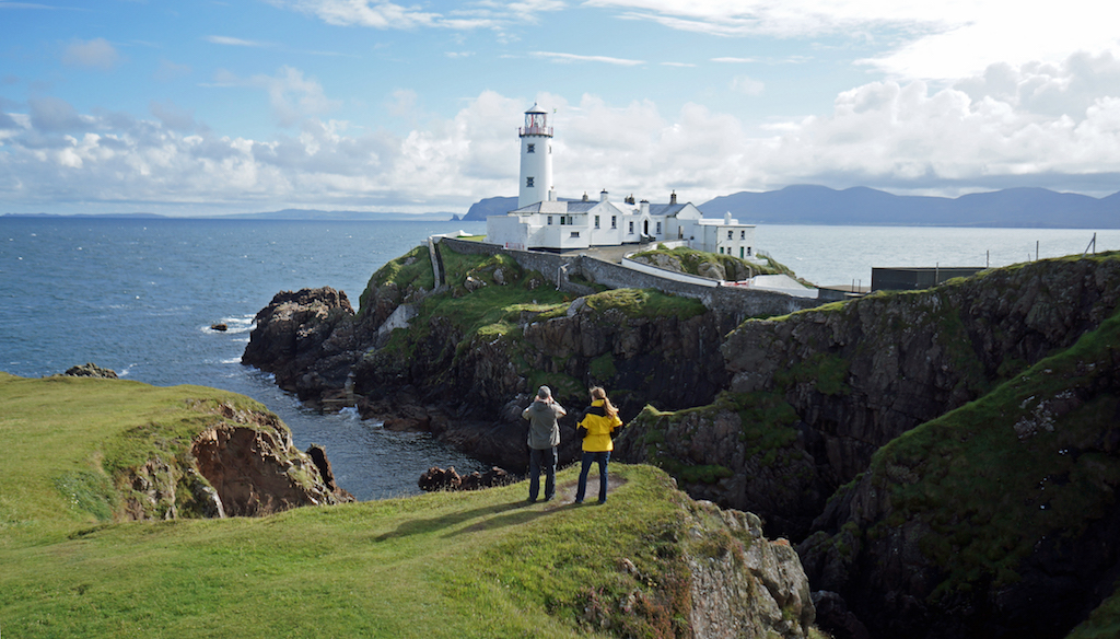 Lighthouses In Ireland Map.10 Irish Lighthouses You Can Actually Stay In