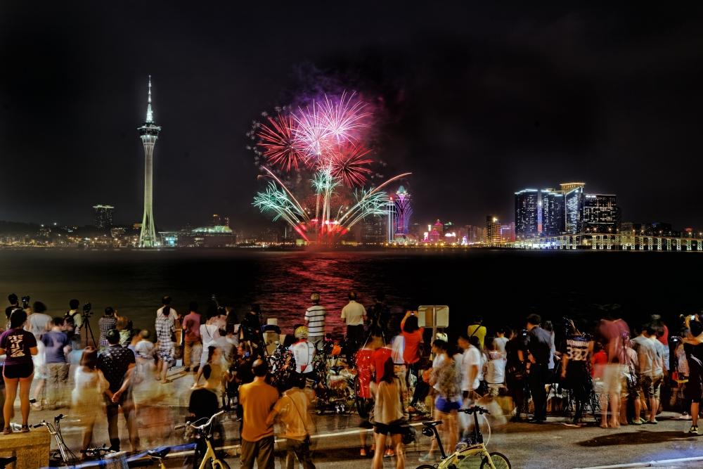 A Brief History of Fireworks in Macau