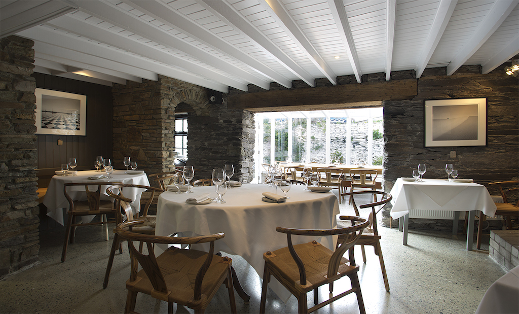 Diners Are Encouraged To Slow Down Settle In And Engage At Mews Courtesy Of