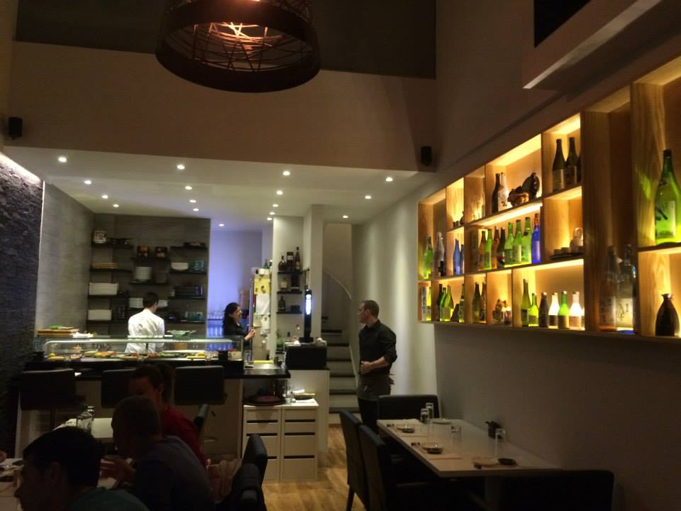 The Best Sushi Restaurants in Athens, Greece