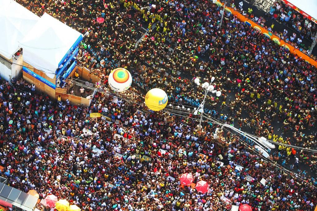 Carnival in Salvador / © Turismo Bahia