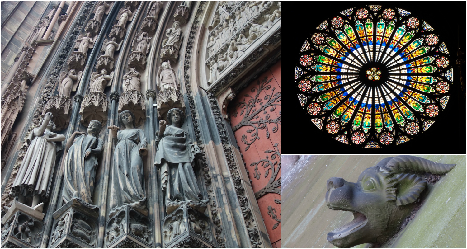 A Brief History Of Strasbourg Cathedral