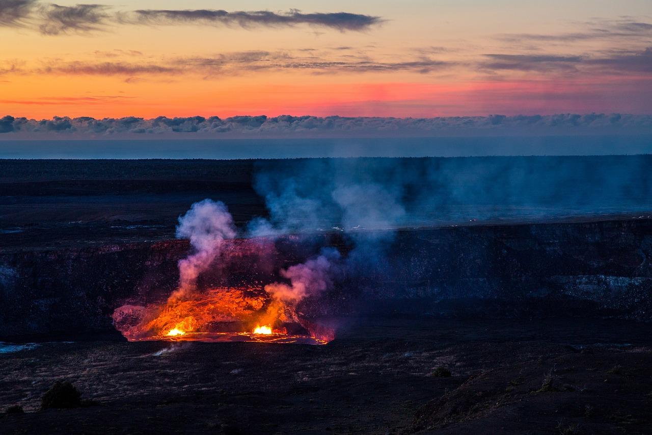 Halemaumau Crater Lava Lake | Public Domain/Pixabay