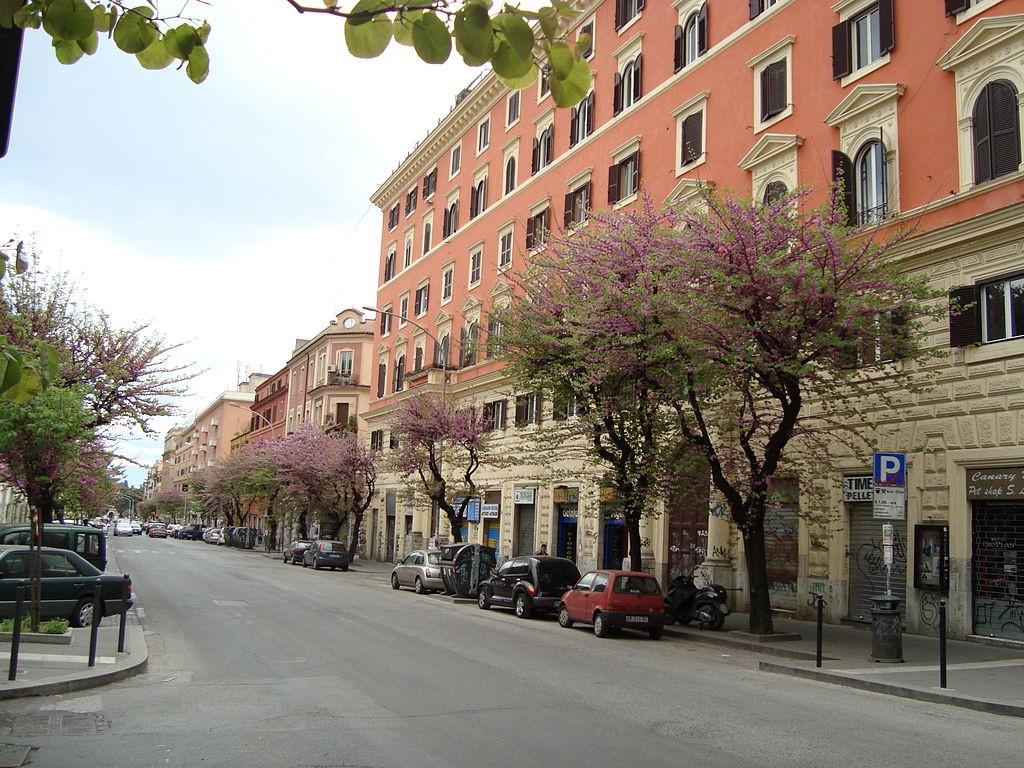 Streets of San Lorenzo | © LPLT/Wikicommons