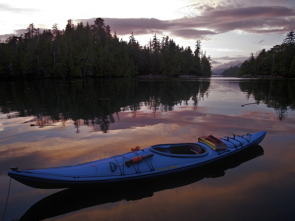 Evening light in Gwaii Haanas | © Dale Simonson/Flickr