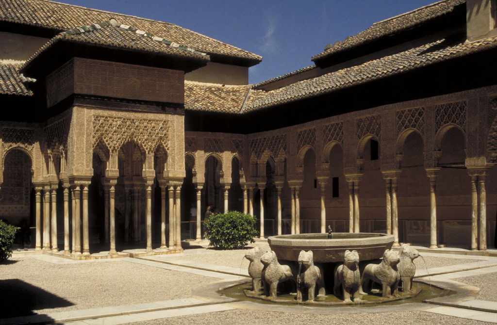 an introduction to granada s stunning moorish architecture