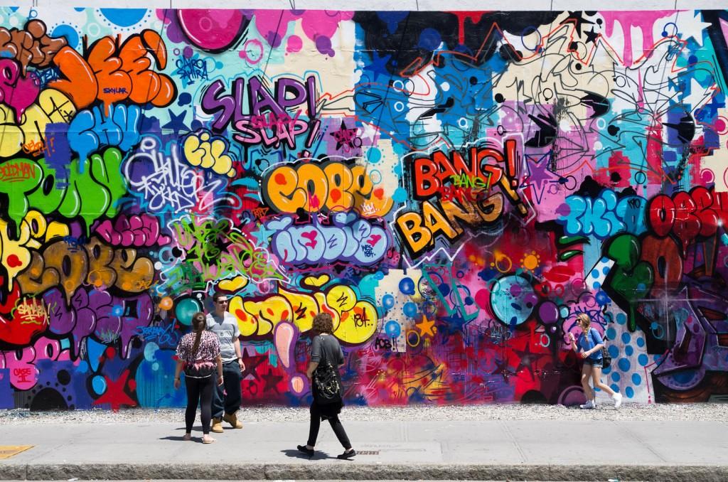 Houston street art © Dan DeLuca