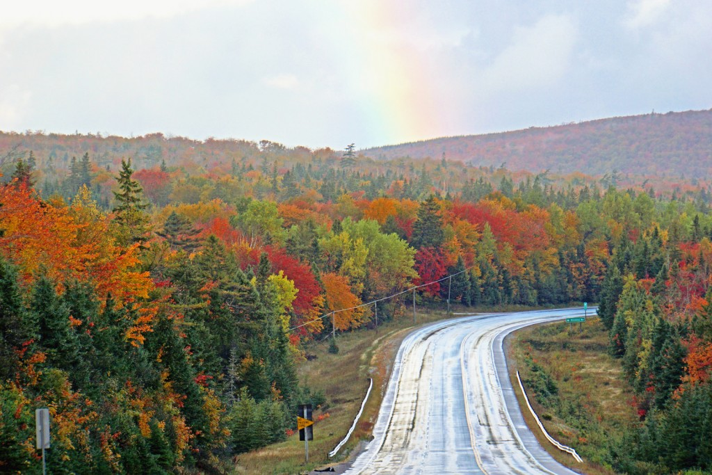 Colours of the Cabot Trail | © Dennis Jarvis/Flickr
