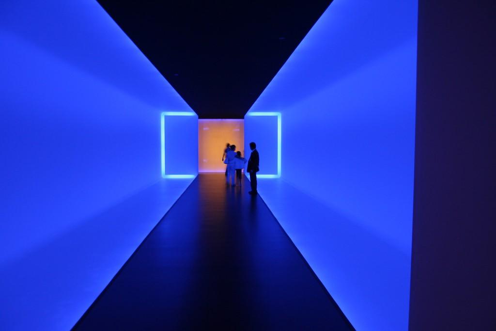 James Turrell's The Light Inside © Ed Schipul