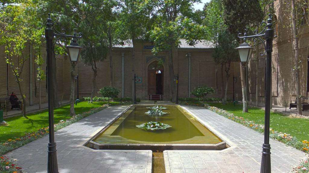 The peaceful Negarestan Garden | © Nasser Sadeqi / Flickr