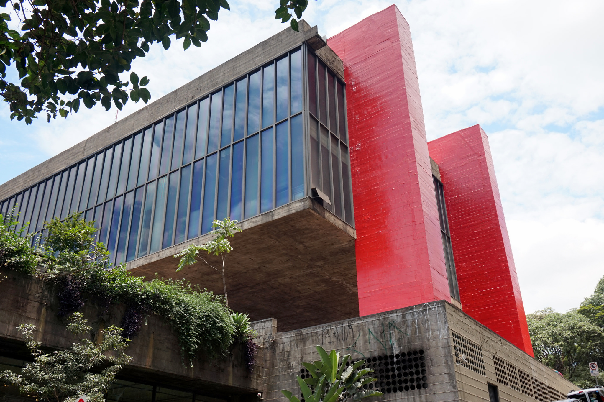 Museum Of Modern Art Sao Paulo Architect