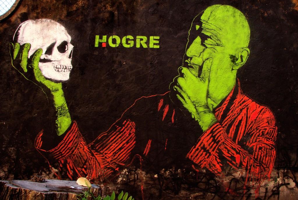 Street art by Hogre | © hogreman/Flickr