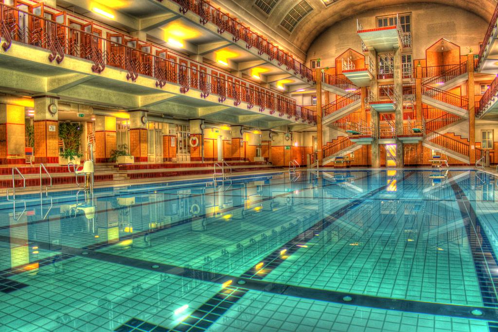 10 of Vienna\'s Best Indoor Swimming Pools