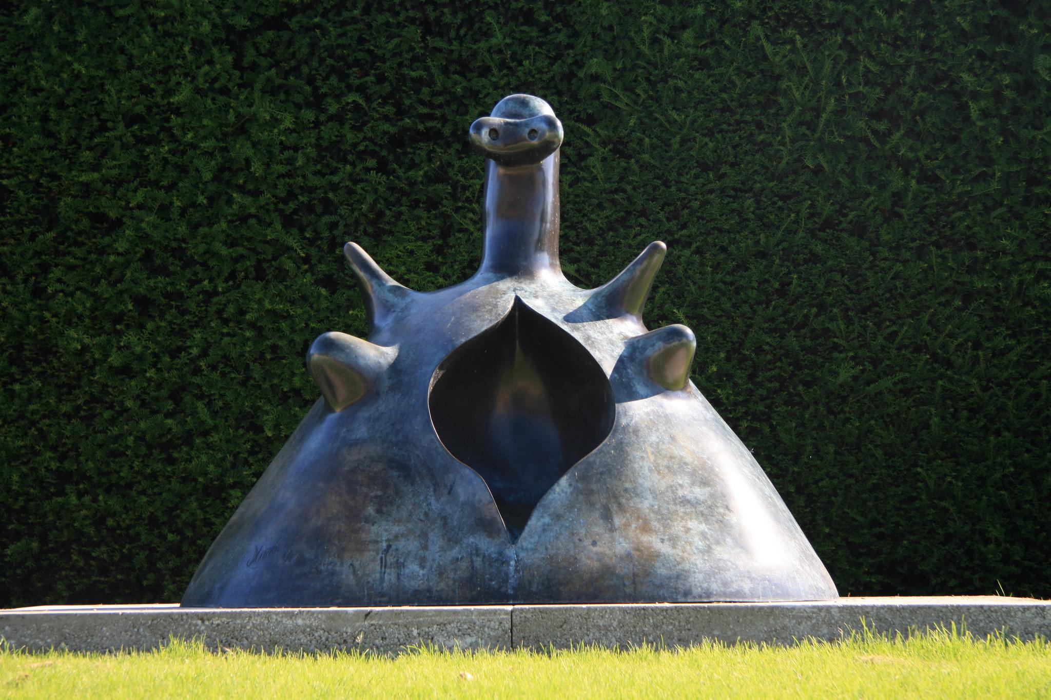 7 of Joan Miró\'s Greatest Sculptures