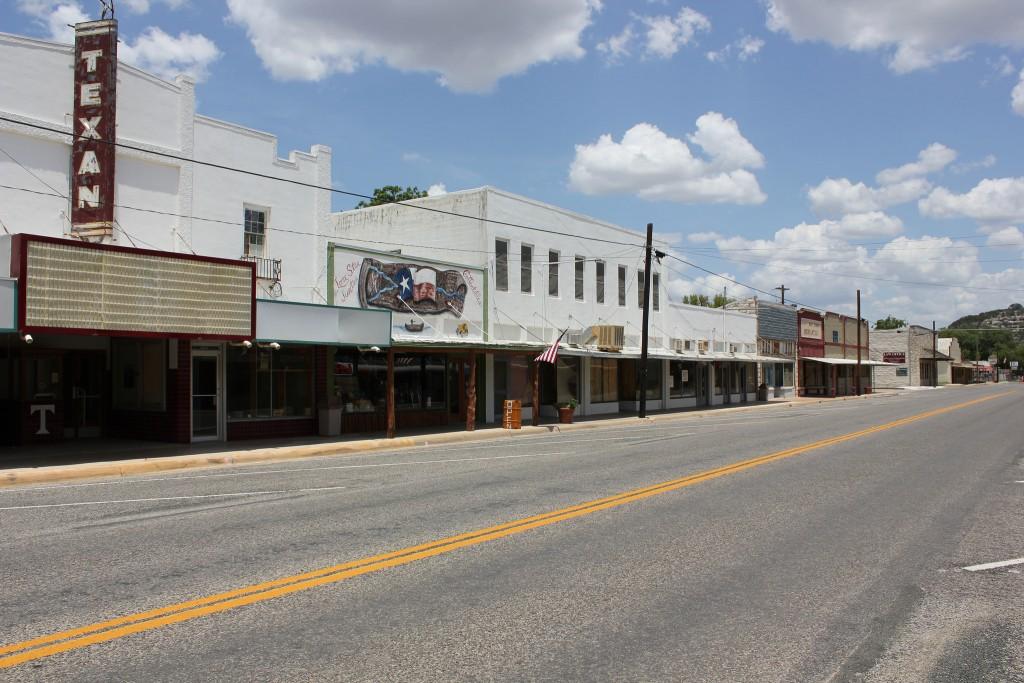 Small Town Texas © Nicolas Henderson