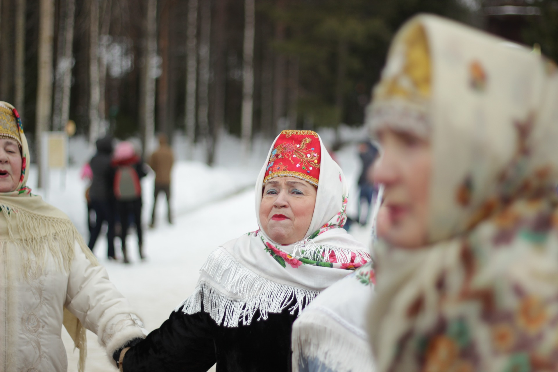 Maslenitsa: a selection of articles