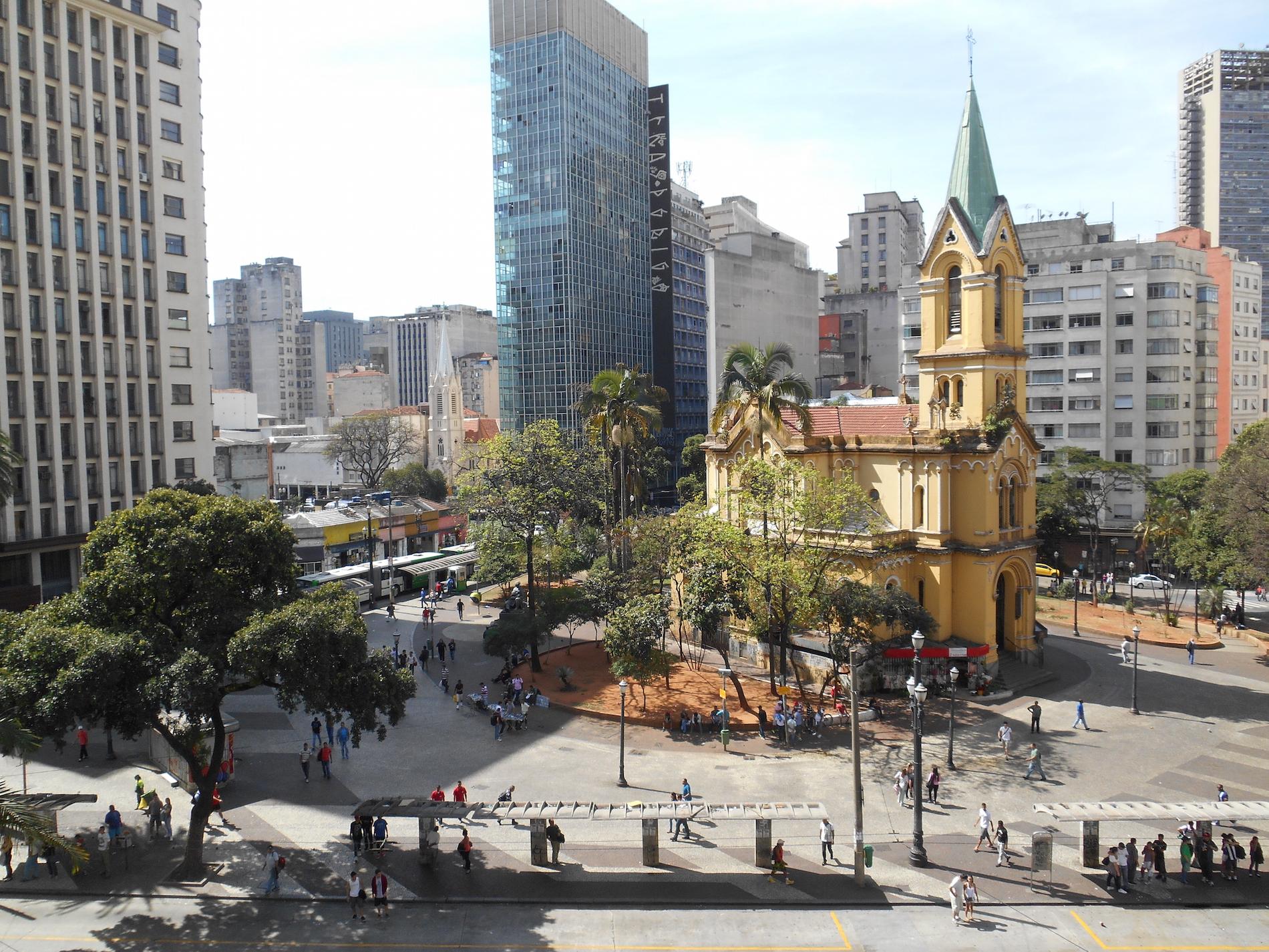 The Coolest Neighborhoods in So Paulo