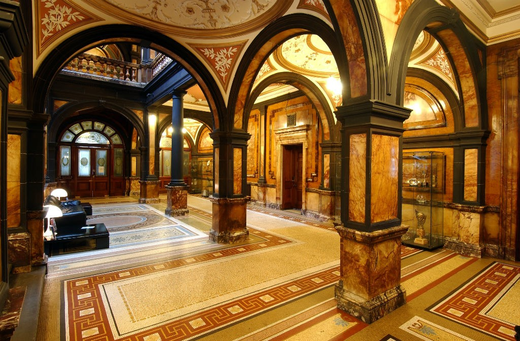 Glasgow City Chambers | Courtesy Of Glasgow Life
