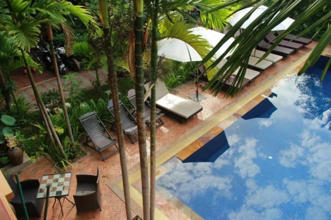 Jasmine Family Hotel is renowned for its hospitality © Jasmine Lodge