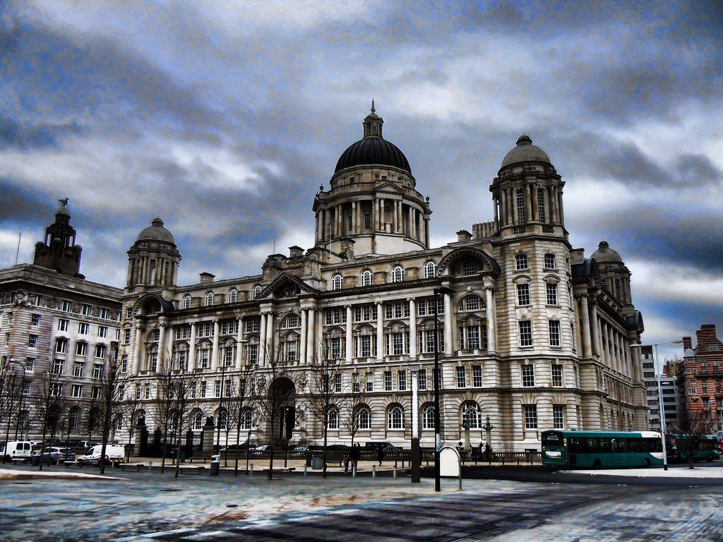 Architecture of Liverpool