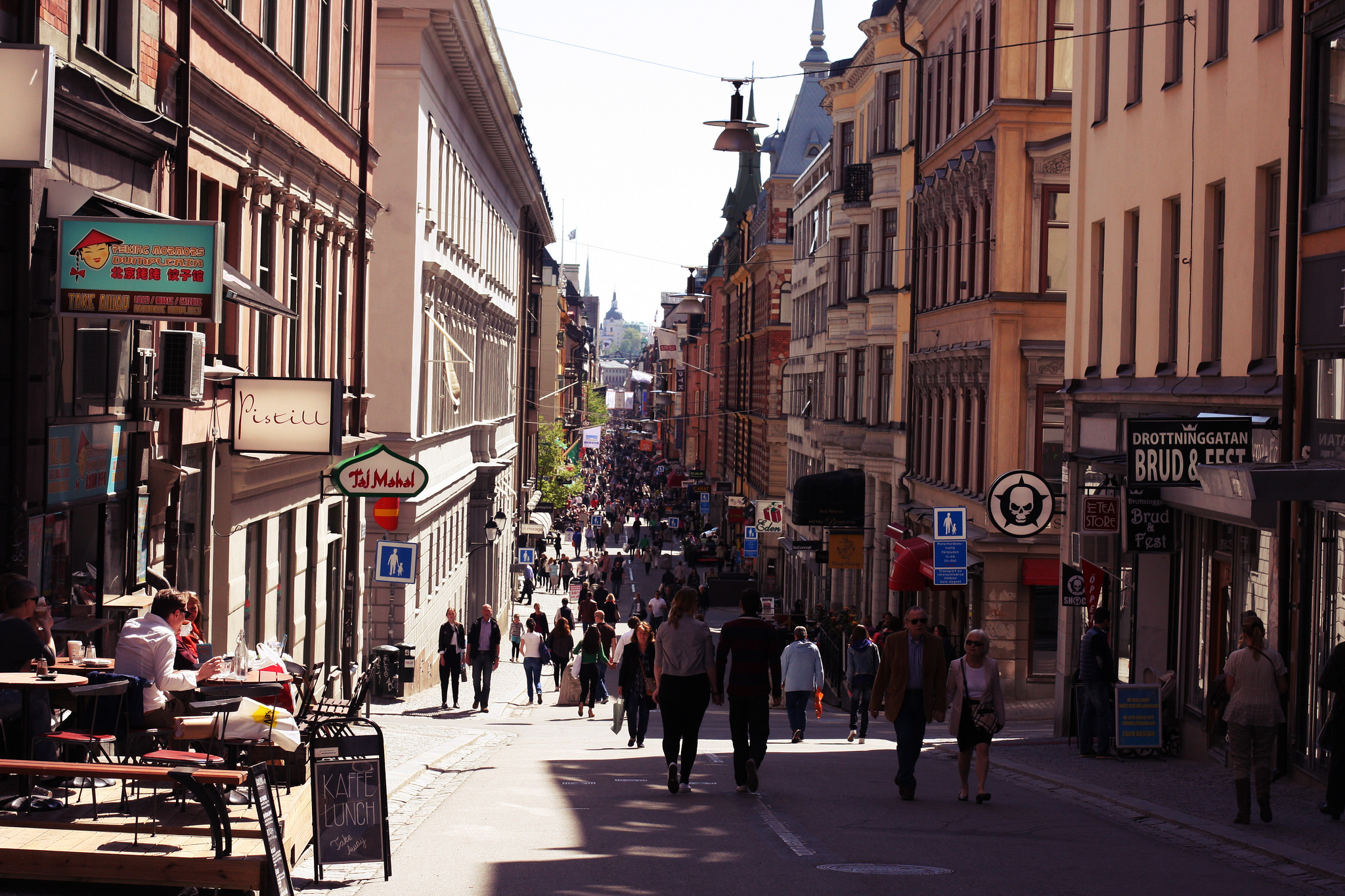 The Coolest Streets in Stockholm