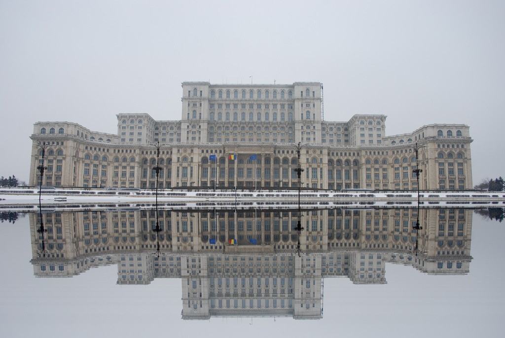 The MNAC is hosted by the Palace of Parliament | © George M Goutas / Flickr