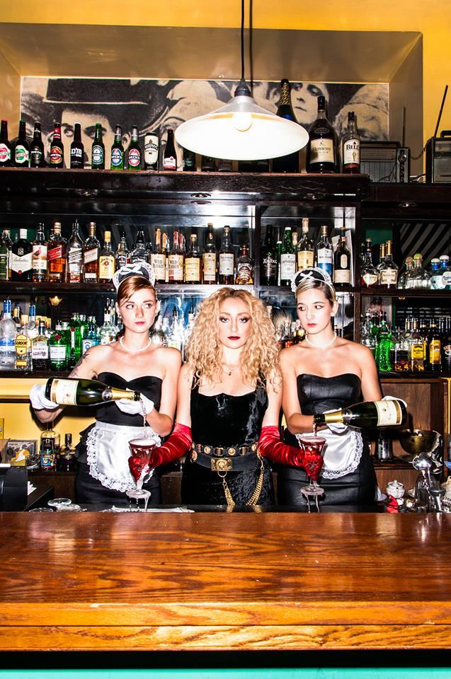 Lesbian club tel aviv minerva