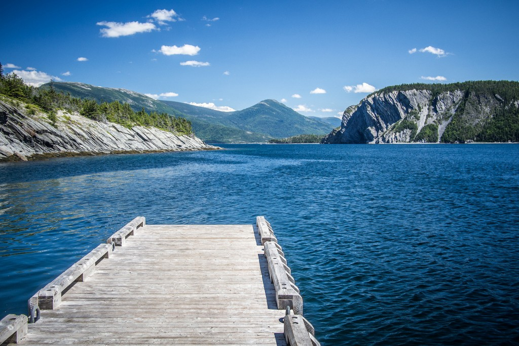 Norris Point on Gros Morne National Park | © Kenny Louie/Flickr