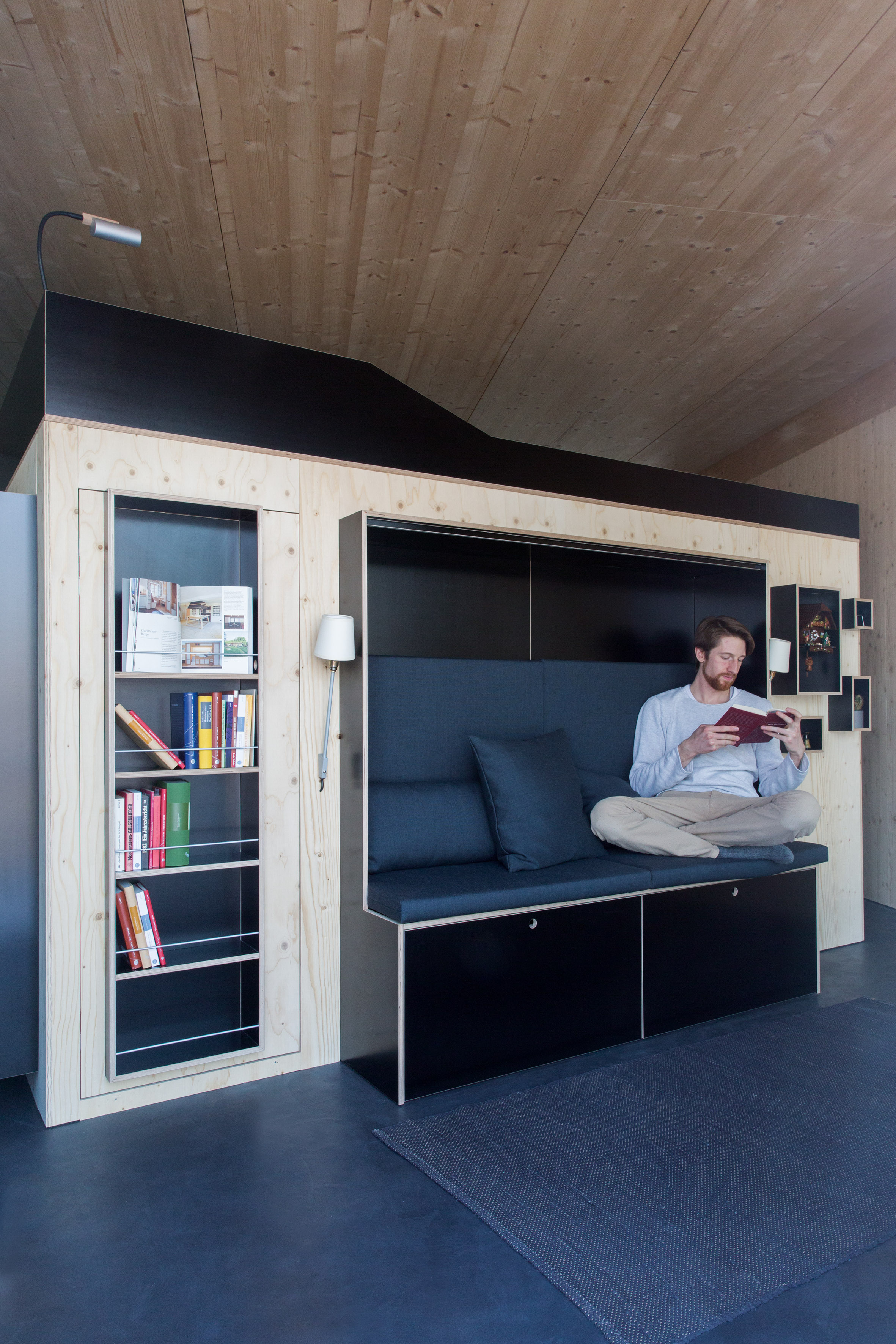 Could Literally Living In A Box Be A Genuine Solution To Small Space Living