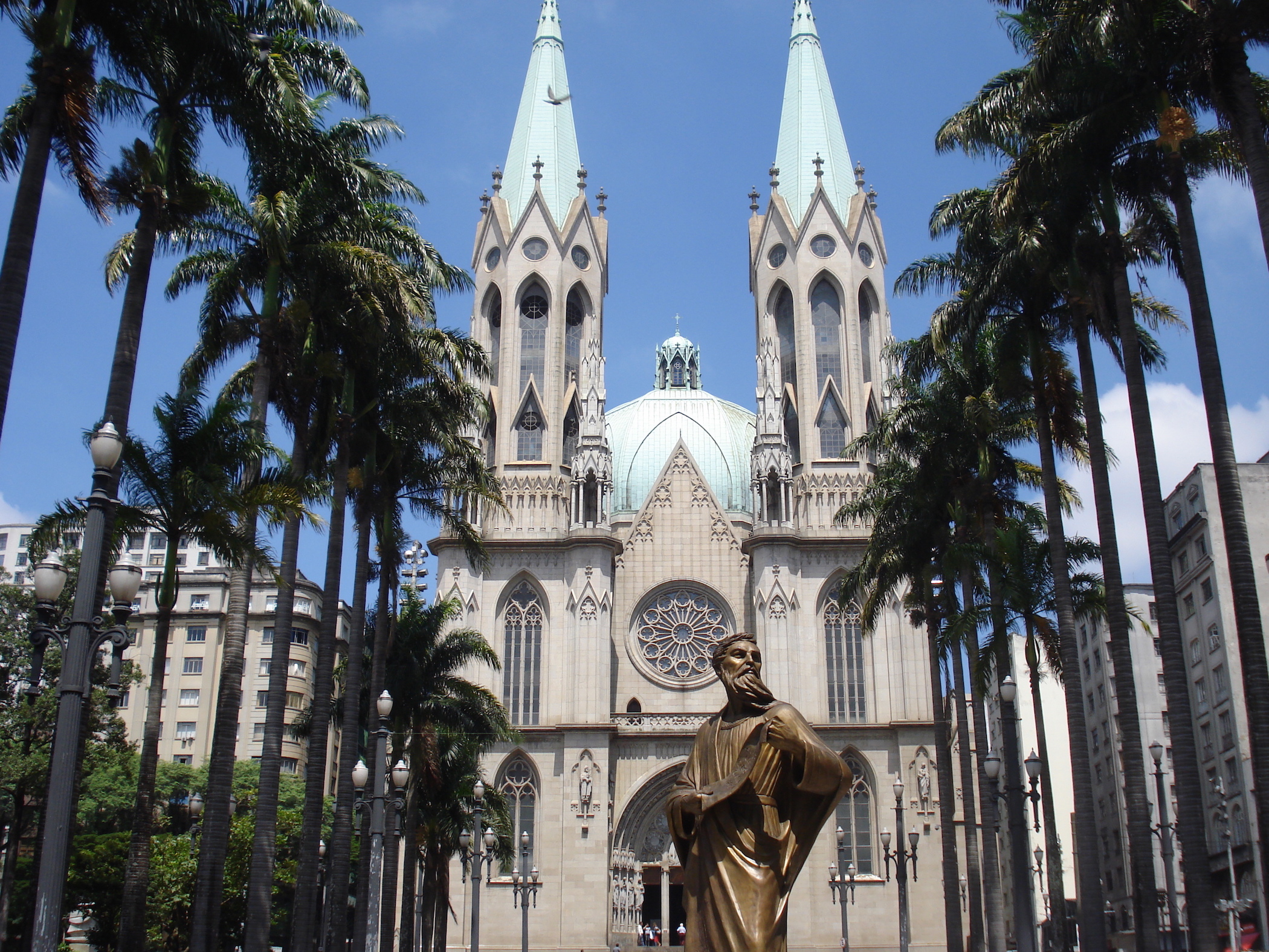 Sao Paulo, Brazil: attractions and photos 52