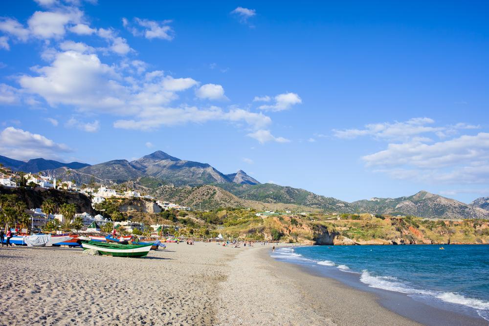 Top 8 Most Beautiful Beaches In Malaga