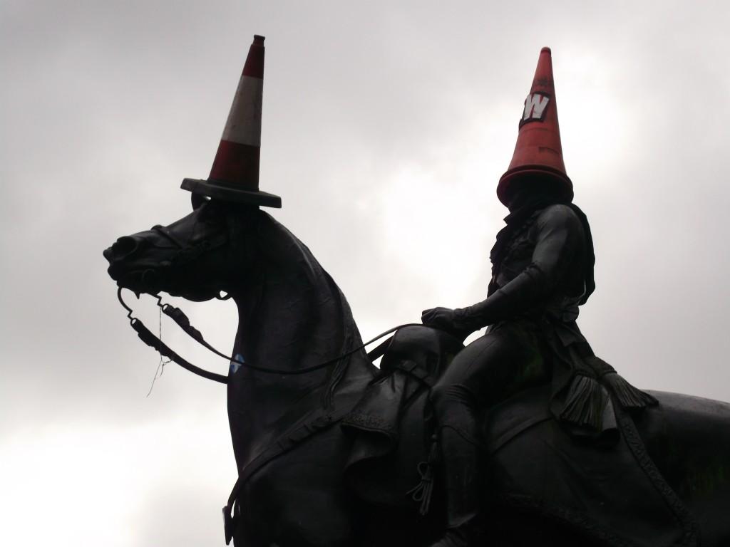 Duke Of Wellington Statue   © WIkiCommons
