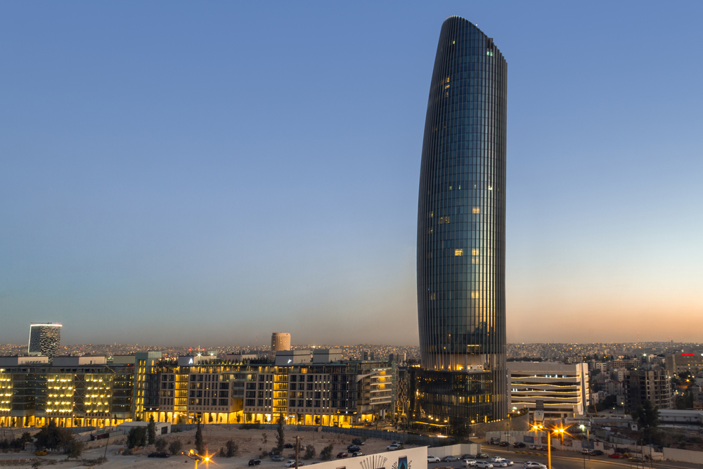 The Most Impressive Modern Buildings In Jordan Today