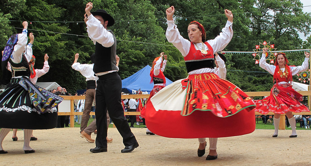 2adb3ec66 An Introduction to Ranchos, Traditional Portuguese Folk Dance